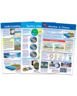 Weather and Climate Bulletin Board Chart Set