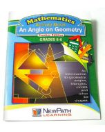 An Angle on Geometry Workbook - Grades 5 - 6 - Print Version