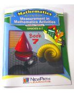 Measurement in Mathematics Activities Series Workbook - Book 7 - Grades 6 - 7 - Print Version