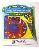 Everyday Math for the Real World Series Workbook - Book 2 - Grades 3 - 4 - Print Version