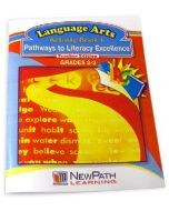 Pathways to Literacy Excellence Series Workbook - Book 1 - Grades 2 - 3 - Print Version