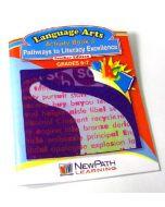 Pathways to Literacy Excellence Series Workbook- Book 3 - Grades 6 - 7 - Print Version