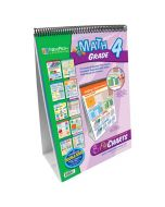 Grade 4 Math Curriculum Mastery® Flip Chart Set