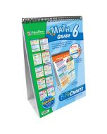 Grade 6 Math Curriculum Mastery® Flip Chart Set