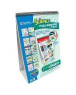 Six Kingdoms Curriculum Mastery® Flip Chart Set - Grades 6 - 8