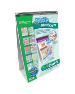 Math Facts Curriculum Mastery® Flip Chart Set - Grades 2 - 5