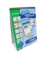 Geometry & Measurement Curriculum Mastery® Flip Chart Set - Grades 3 - 6