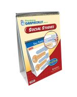 Thinking Graphically™ About Social Studies Flip Chart Set