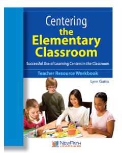 Centering the Elementary Classroom Workbook - Downloadable eBook