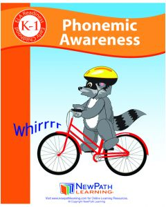 Phonemic Awareness Activity Guide - Grades K-1 - Print Version - Set of 10