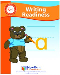 Reading Readiness Activity Guide - Grades K-1 - Print Version
