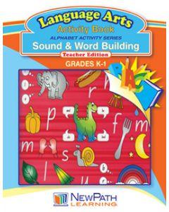 Alphabet Activity Series - Sound and Word Building - Grade K-1  - Downloadable eBook