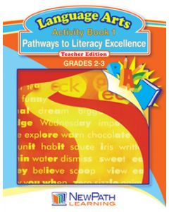 Pathways to Literacy Excellence Series - Book 1 - Grades 2 - 3 - Downloadable eBook