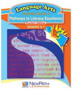Pathways to Literacy Excellence Series - Book 3 - Grades 6 - 7 - Downloadable eBook