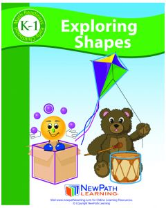 Exploring Shapes Activity Guide - Grades K-1 - Print Version