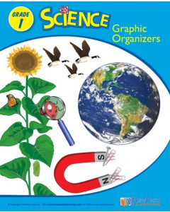 Science Grade 1 Graphic Organizers - Print Version