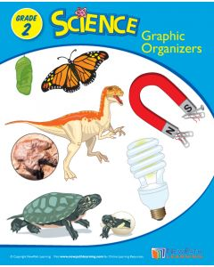 Science Grade 2 Graphic Organizers - Print Version