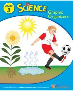 Science Grade 3 Graphic Organizers - Print Version