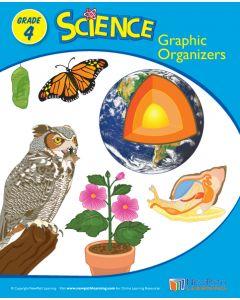 Science Grade 4 Graphic Organizers - Print Version