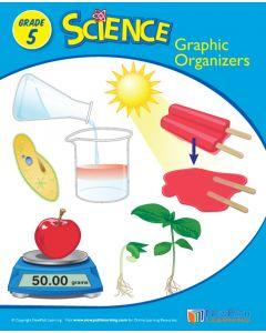 Science Grade 5 Graphic Organizers - Print Version