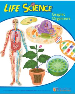 Life Science Graphic Organizers - Gr. 6-8 - Downloadable eBook