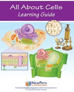 All About Cells Student Learning Guide - Grades 6 - 10 - Print Version - Set of 10