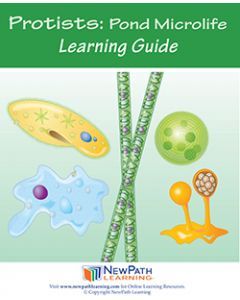 Protists: Pond Microlife Student Learning Guide - Grades 6 - 10 - Print Version - Set of 10