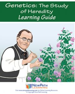 Genetics: The Study of Heredity Student Learning Guide - Grades 6 - 10 - Print Version