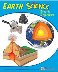 Earth Science Graphic Organizers - Gr. 6-8 - Downloadable eBook