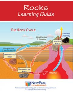 Rocks Student Learning Guide - Grades 6 - 10 - Print Version
