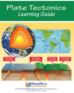 Plate Tectonics Student Learning Guide - Grades 6 - 10 - Print Version