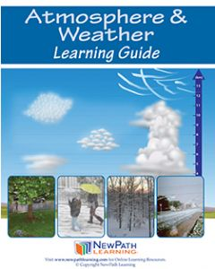 Earth's Atmosphere Student Learning Guide - Grades 6 - 10 - Downloadable eBook