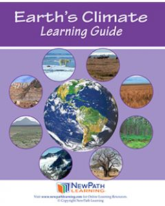 Earth's Climate Student Learning Guide - Grades 6 - 10 - Print Version - Set of 10