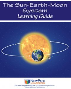 Sun-Earth-Moon System Student Learning Guide - Grades 6 - 10 - Print Version - Set of 10