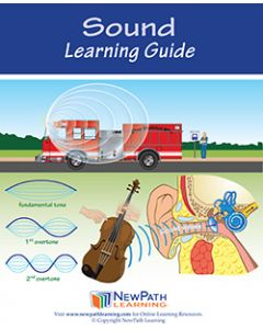Sound Student Learning Guide - Grades 6 - 10 - Print Version - Set of 10