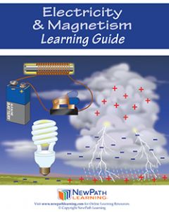 Electricity & Magnetism Student Learning Guide - Grades 6 - 10 - Print Version- Set of 10