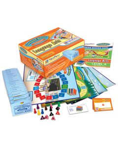TEXAS Grade 1 Language Arts Curriculum Mastery® Game - Class-Pack Edition