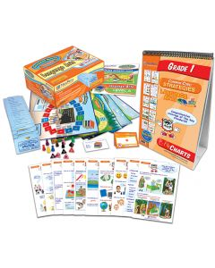 1st Grade Language Arts Skills Curriculum Learning Module - Texas Edition