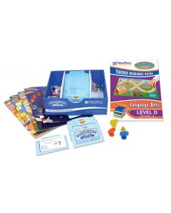 TEXAS Grade 4 Language Arts Curriculum Mastery® Game - Class-Pack Edition