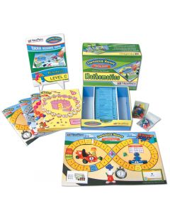 Grade 3 Math Curriculum Mastery® Game - Class-Pack Edition