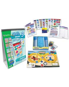 3rd Grade Math Skills Curriculum Learning Module