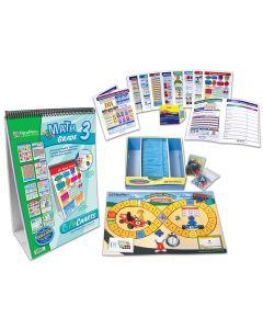 TEXAS 3rd Grade Math Skills Curriculum Learning Module