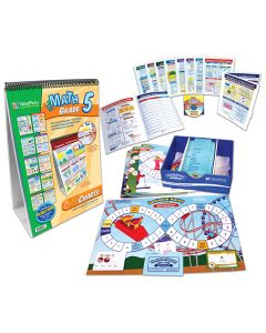 5th Grade Math Skills Curriculum Learning Module