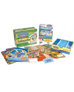 TEXAS Grade 6 Math Curriculum Mastery® Game - Class-Pack Edition
