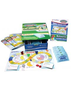 Algebra Skills Curriculum Mastery® Game - Grades 6 - 10 - Class-Pack Edition