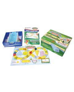 Grade 7 Math Curriculum Mastery® Game - Class-Pack Edition
