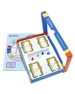 All About Geometry Curriculum Mastery® Game - Grades 3 - 6 - Study-Group Edition