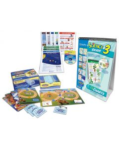 3rd Grade Science Skills Curriculum Learning Module