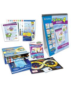 TEXAS 4th Grade Science Skills Curriculum Learning Module