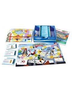 Middle School Physical Science Curriculum Mastery® Game - Class-Pack Edition